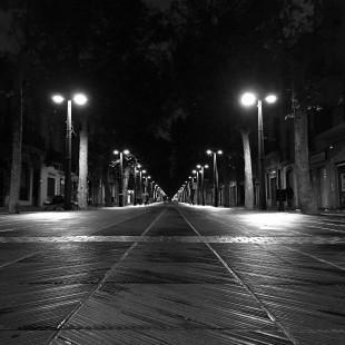 La Rambla de nit