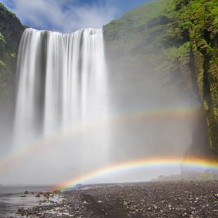 Bajo el arcoiris
