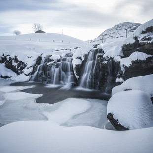 Agua, nieve, hielo